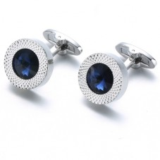 Colorful Stone Cufflink for Men