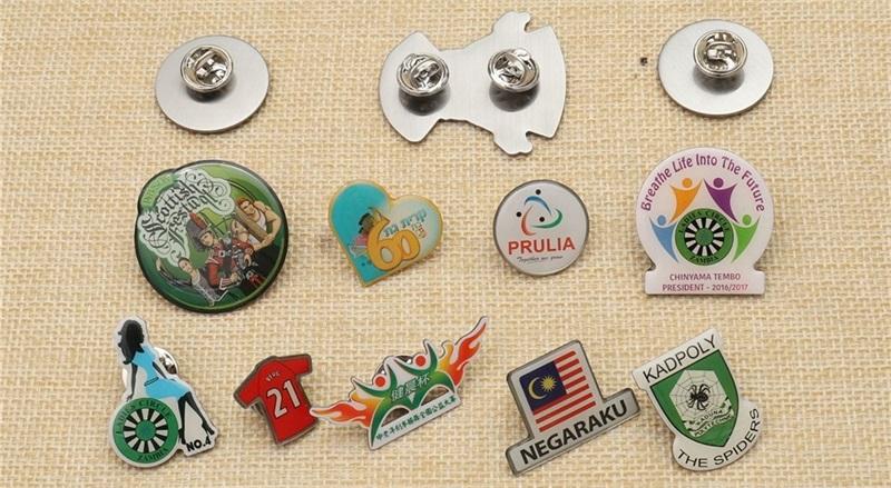 Custom Metal Badges